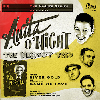 O'Night ,Anita And The Mercury Trio - River Gold + 1